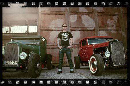 HOT ROD CLOTHING